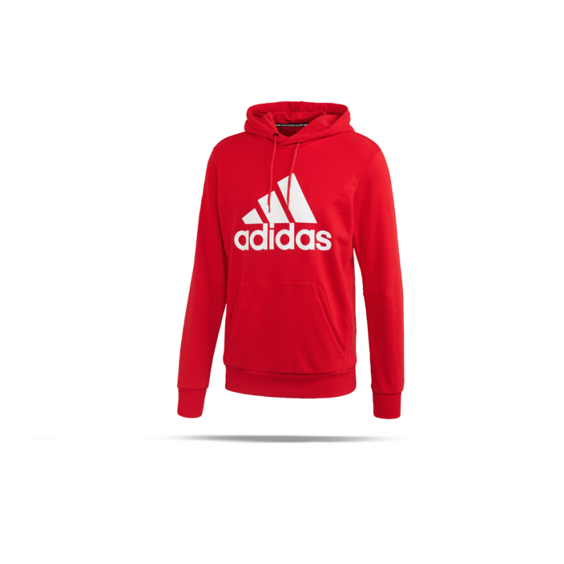 adidas Hoodie Kapuzensweatshirt (FR7106) - Rot