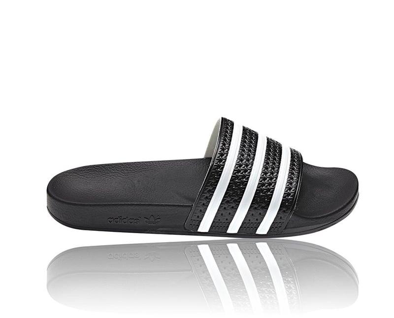adidas Originals Adilette Badelatschen (280647) - schwarz