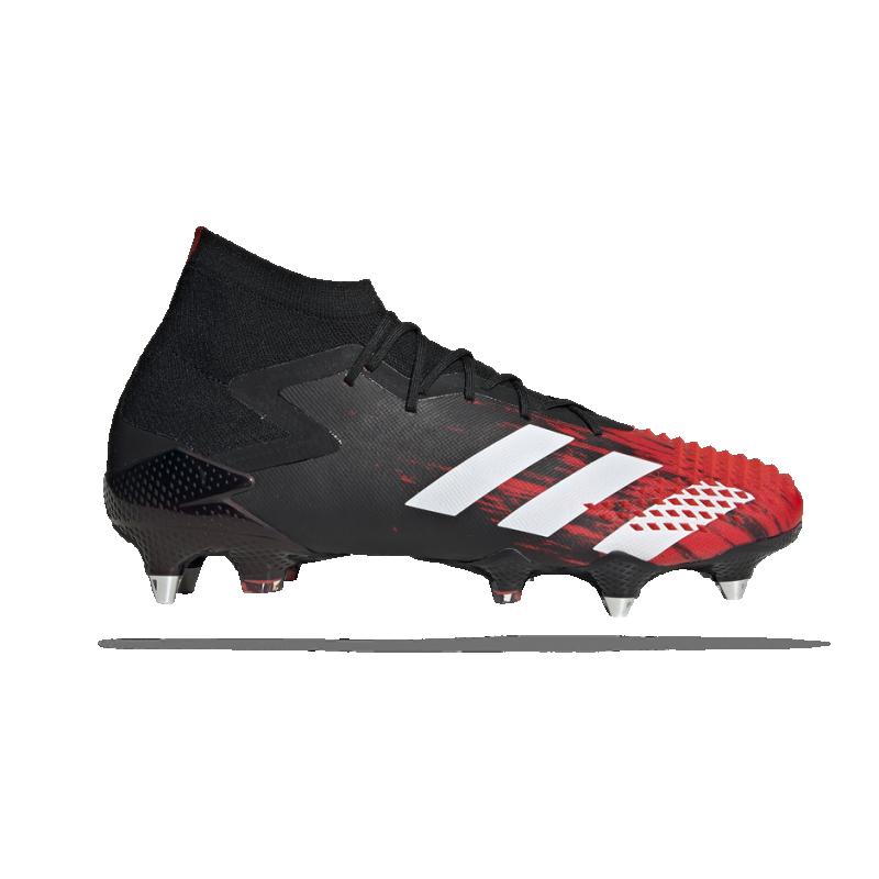 adidas Predator 20.1 SG (EF1647) - Schwarz