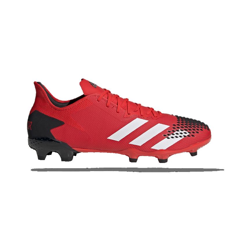 adidas Predator 20.2 FG (EE9553) - Rot