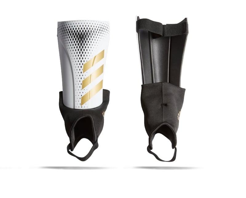adidas Predator Match Schienbeinschoner (FS0341) - weiss