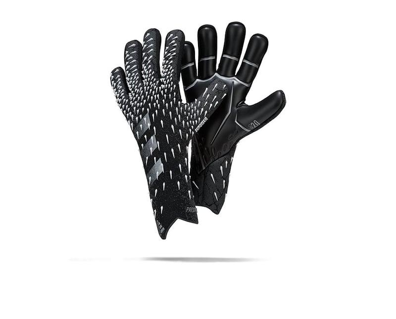 adidas Predator Pro Torwarthandschuh Schwarz Grau (GK6183) - schwarz