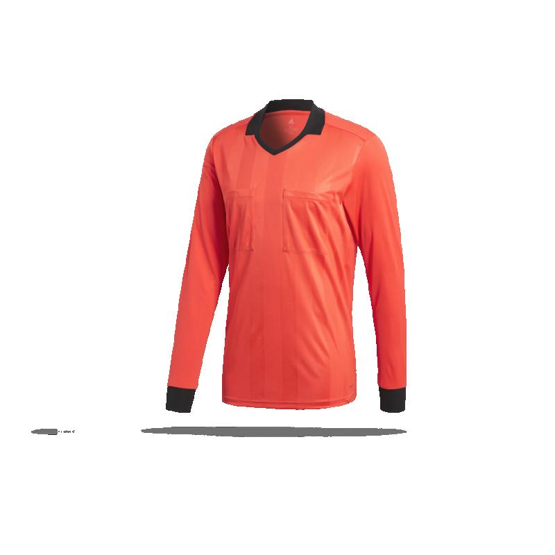 adidas Referee 18 Trikot langarm (CV6322) - Rot