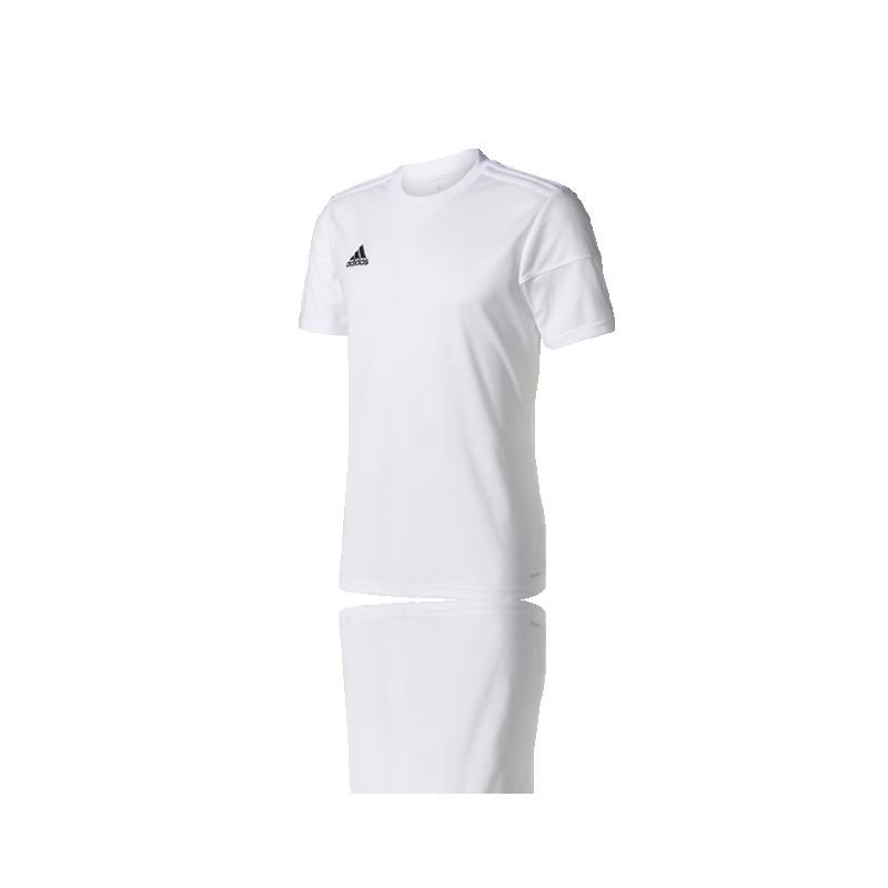 adidas Squadra 17 Trikot kurzarm (BJ9176) - Weiß