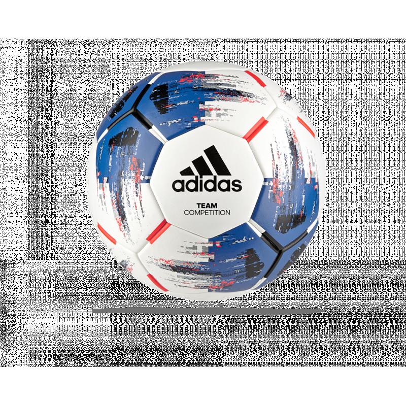 adidas Team Competition Spielball (CZ2232) - Weiß