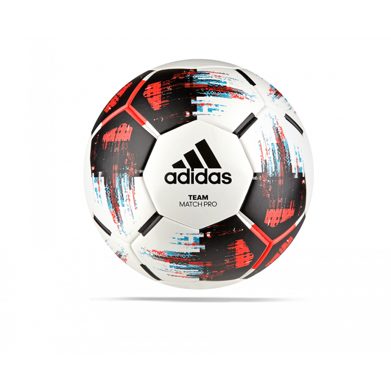 adidas Team Spielball Gr. 5 (CZ2235) - Weiß