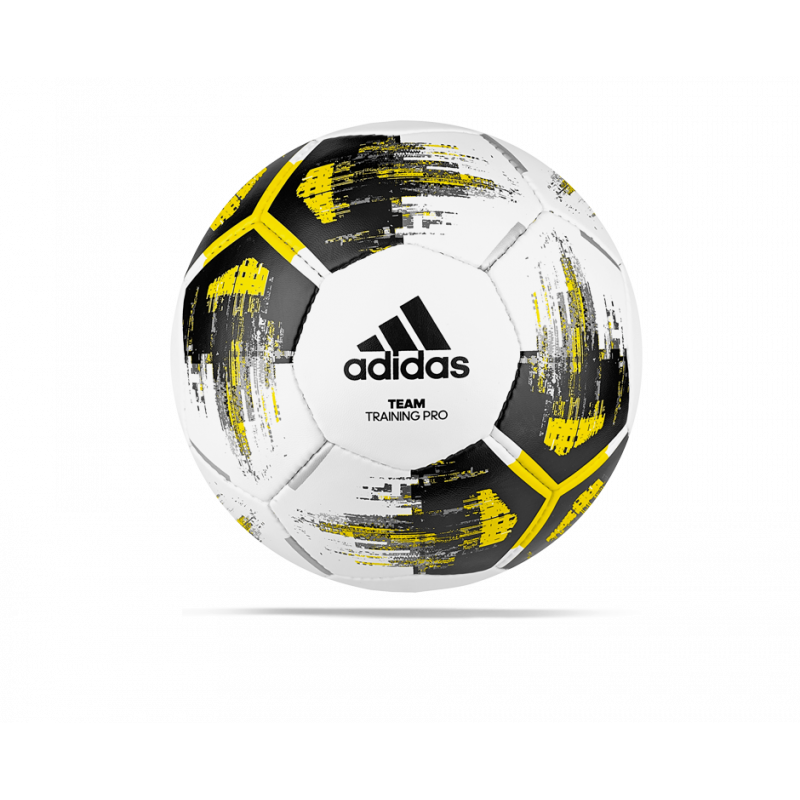 adidas Team Trainingpro Fussball (CZ2233) - Weiß