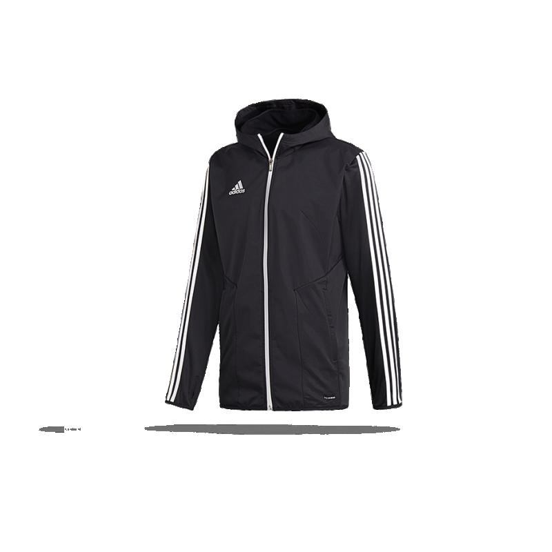 adidas Tiro 19 Warm Jacket Jacke (D95955)