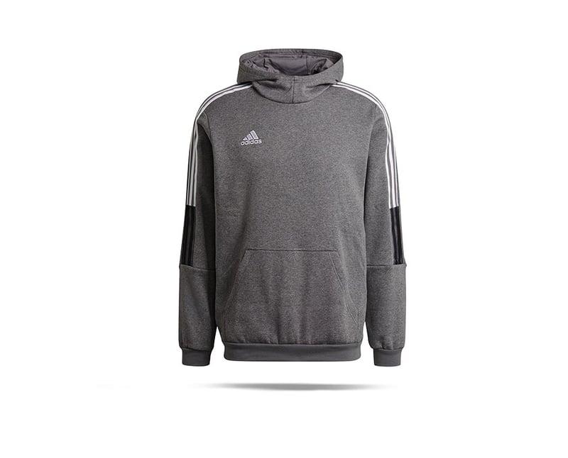 adidas Tiro 21 Sweat Hoodie (GP8805) - grau