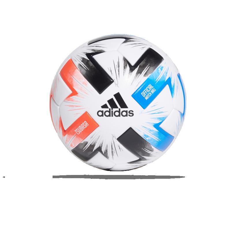 adidas Tsubasa Spielball OMB (FR8367) - Rot