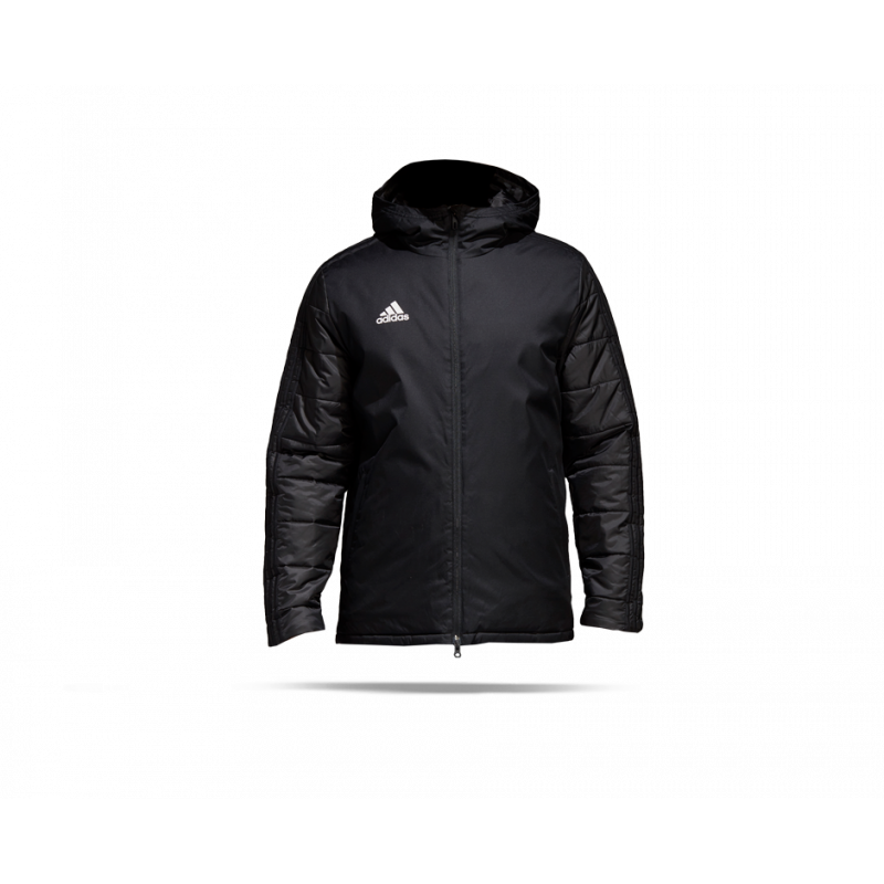 adidas Winter Jacket 18 Jacke (BQ6602) - Schwarz