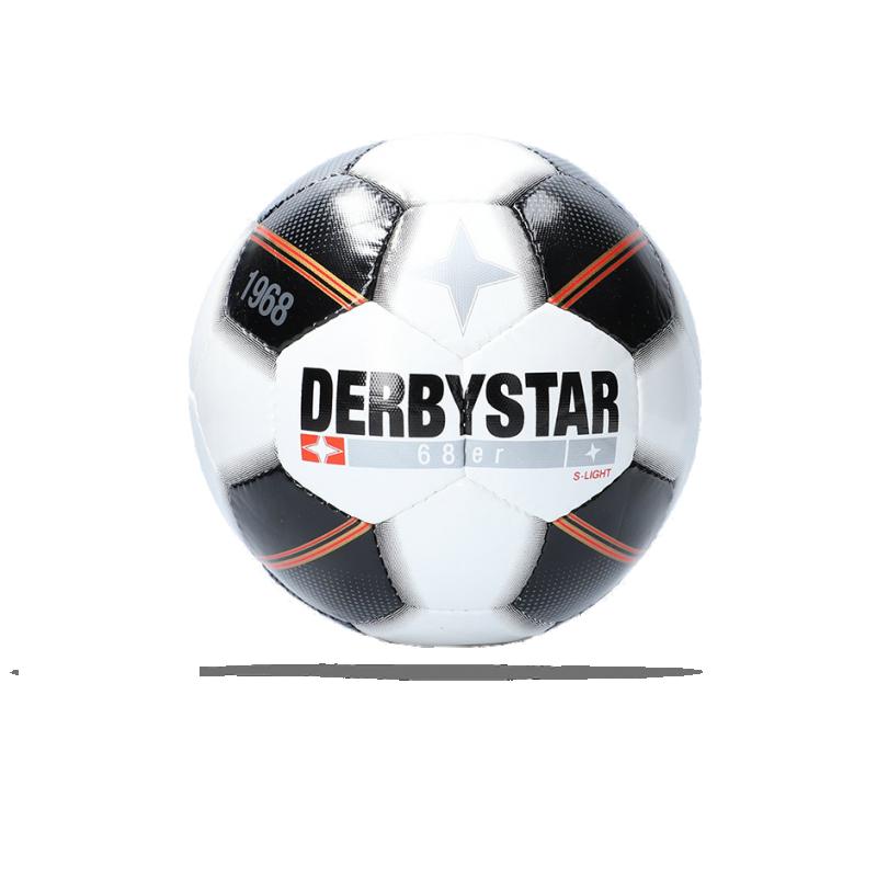 DERBYSTAR 68er S-Light Fussball 290g (123) - Weiß