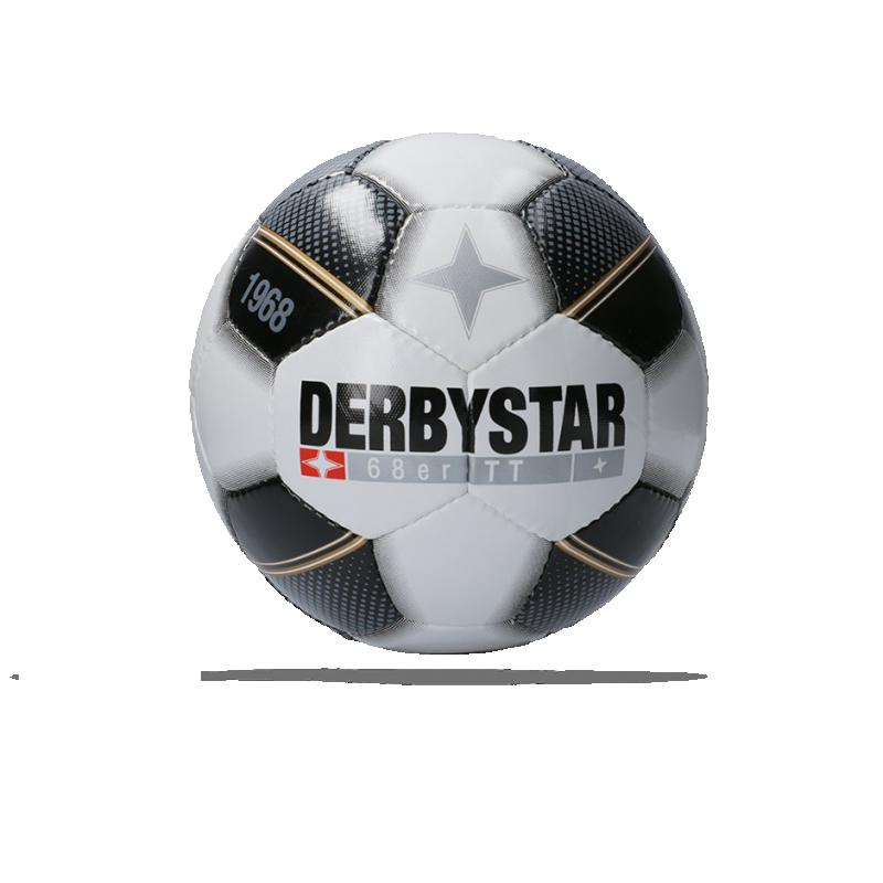 DERBYSTAR 68er TT Fussball (128) - Weiß