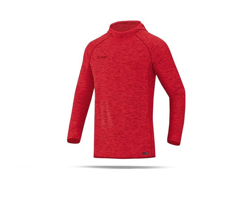JAKO Active Kapuzensweatshirt (001) - Rot