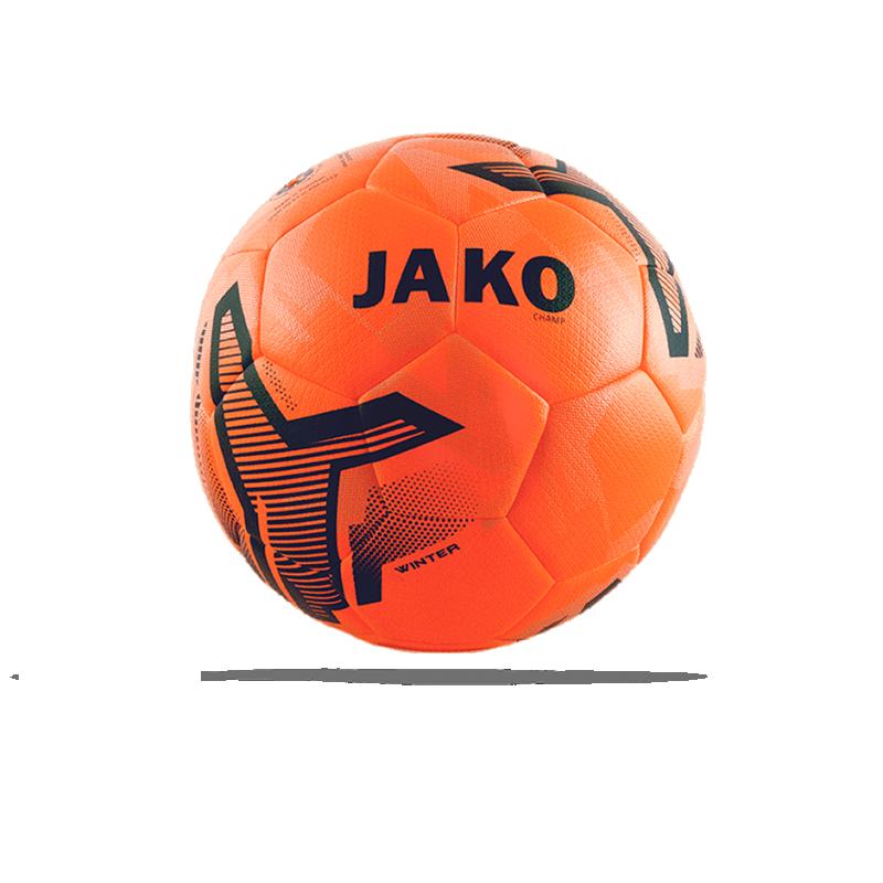 JAKO Ball Champ Winter Spielball (019) - Orange