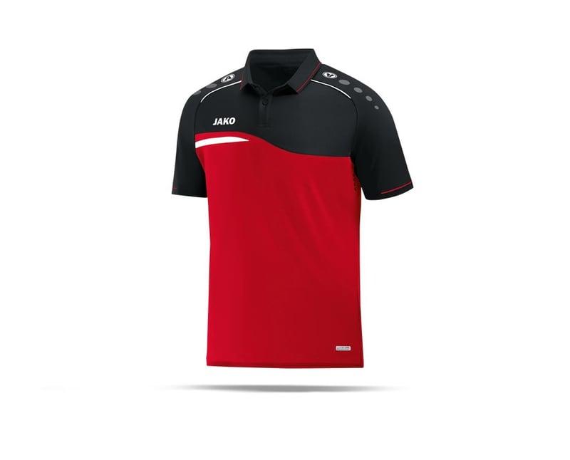 JAKO Competition 2.0 Poloshirt (001) - rot