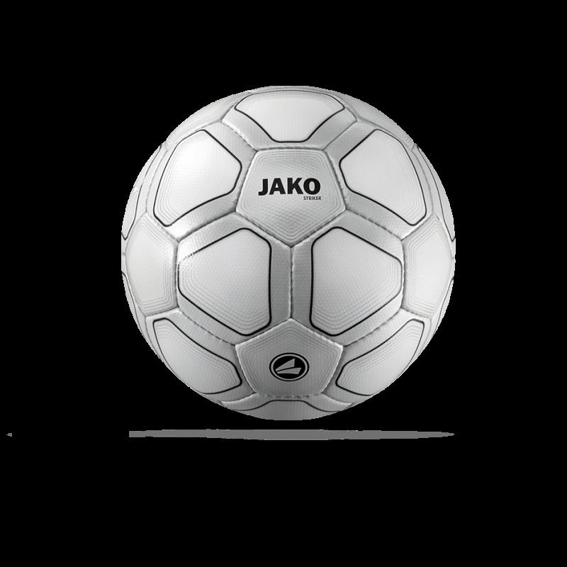 JAKO JAKO Striker Spielball Gr. 5 (017) - Weiß