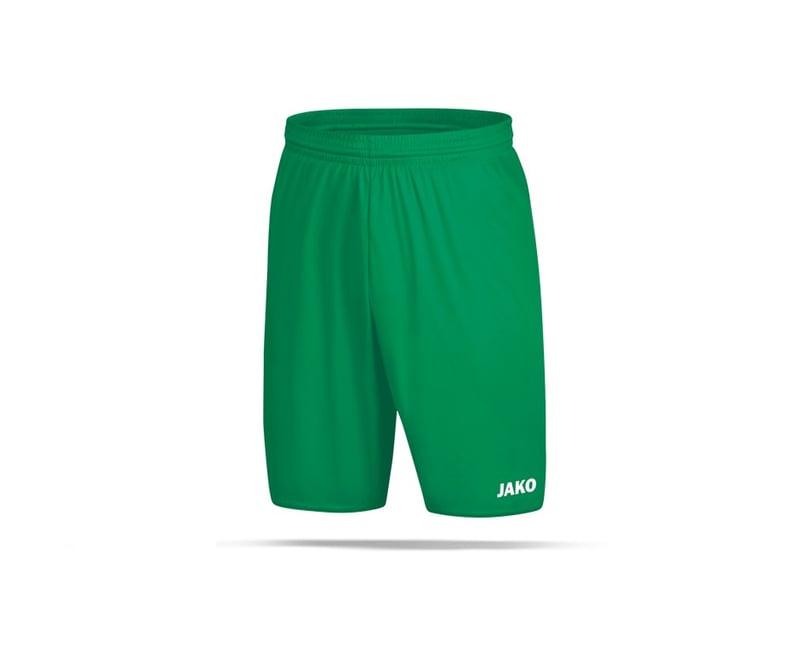 JAKO Manchester 2.0 Short ohne Innenslip (006) - Gruen