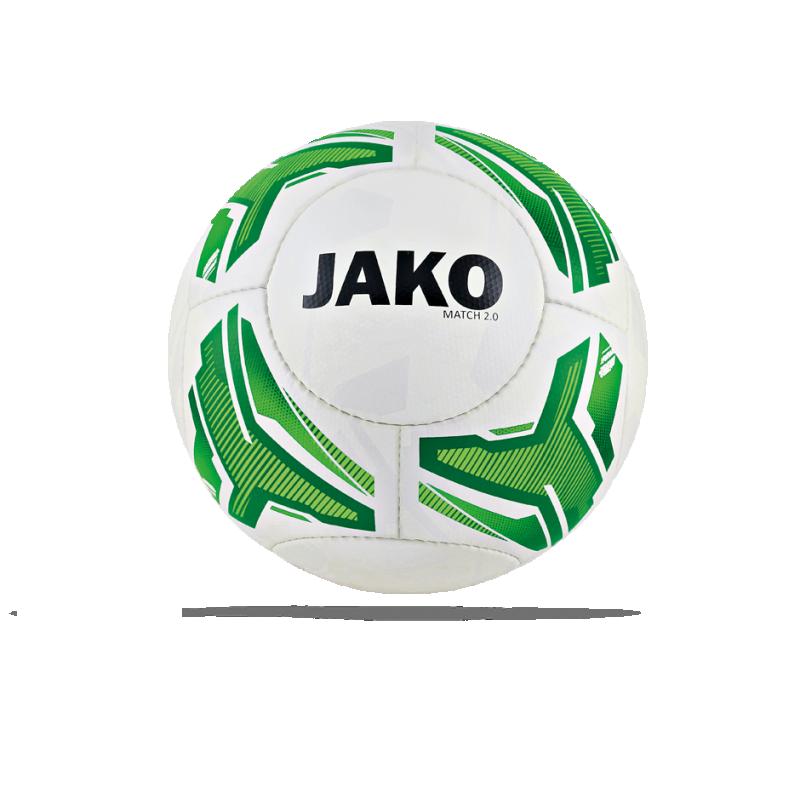 JAKO Match 2.0 Lightball 290g Gr. 4 (001) - Weiß