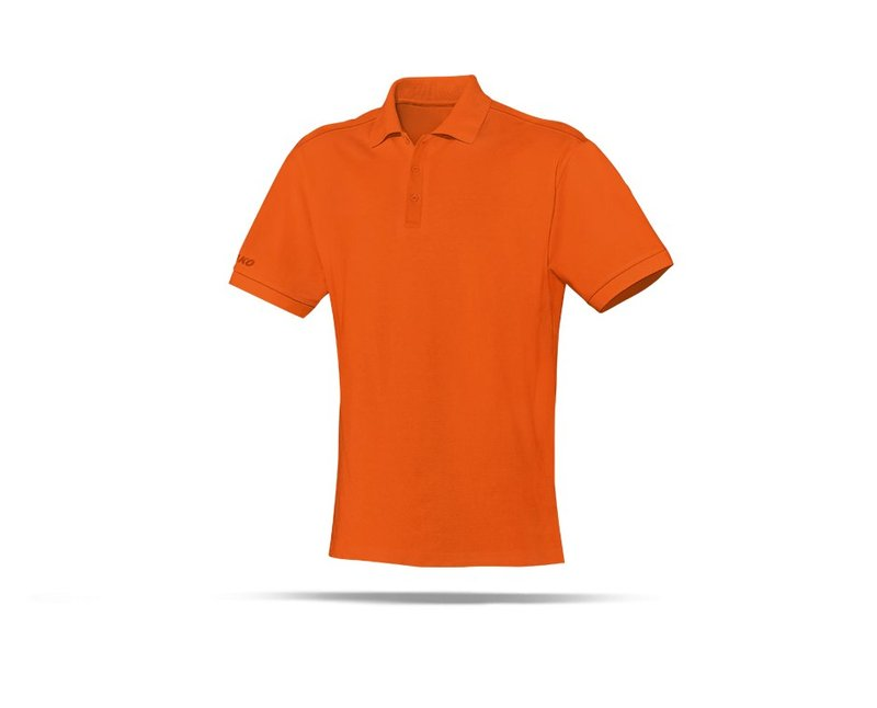 JAKO Team Polo Poloshirt (019) - orange