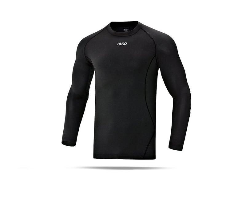 JAKO TW Compression Longsleeve Shirt (008) - schwarz