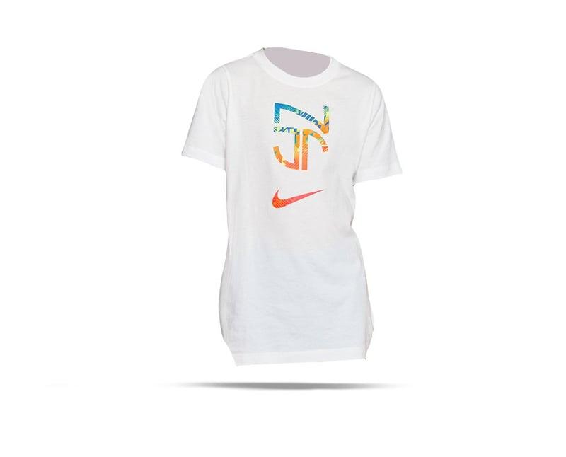 Neymar Jr Hero Tee T-Shirt Kinder (100) - weiss