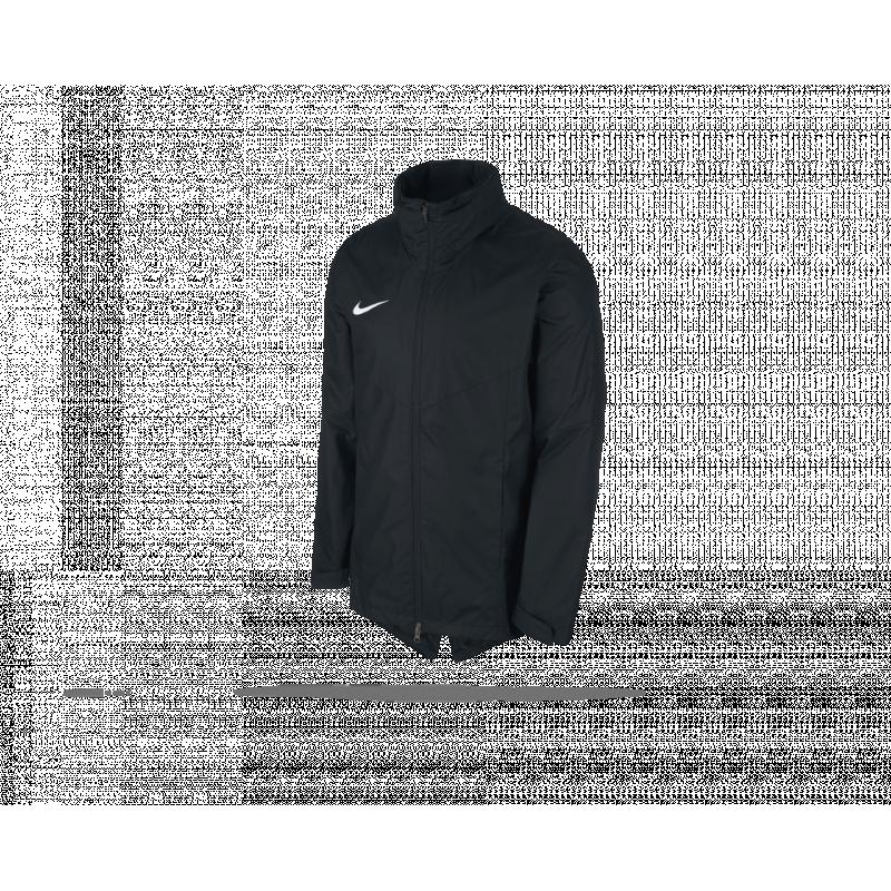 NIKE Academy 18 Rain Jacket Regenjacke (010) - Schwarz