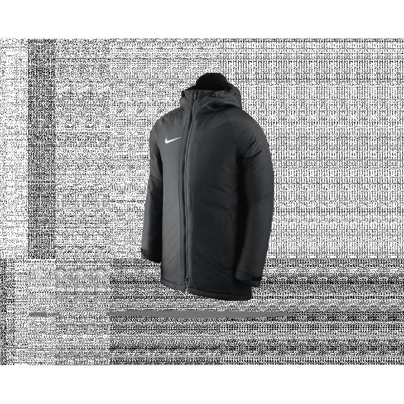 NIKE Academy 18 Winter Jacket Jacke (010) - Schwarz
