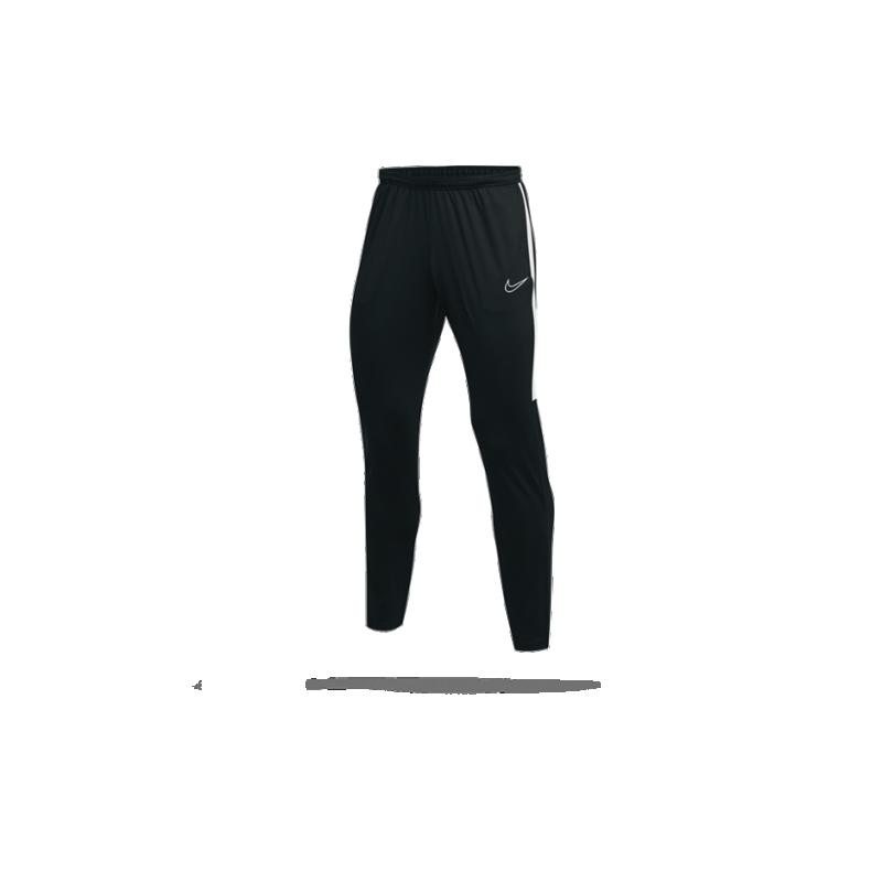 NIKE Academy 19 Knit Pant Trainingshose (010) - Schwarz
