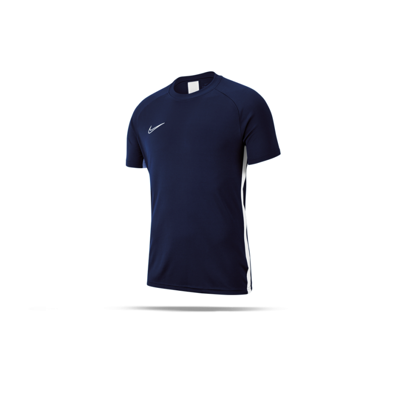 NIKE Academy 19 Trainingstop T-Shirt (451) - Blau