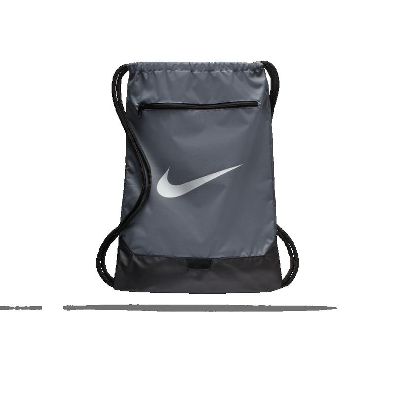 Nike Sportbeutel Grau