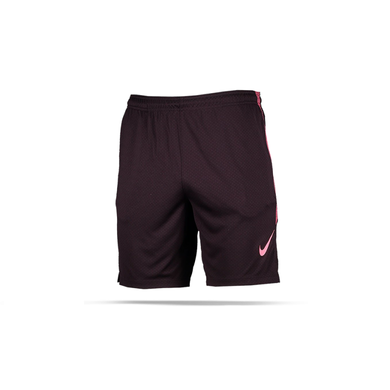 NIKE Dri-FIT Strike Short Hose kurz (659) - Rot