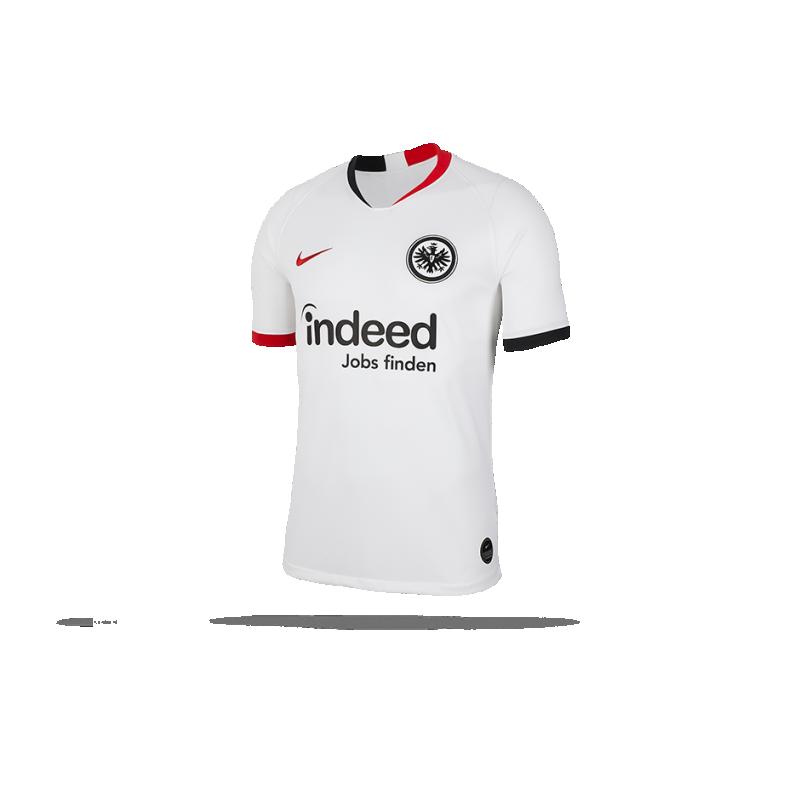 Eintracht Frankfurt Trikot Weiss