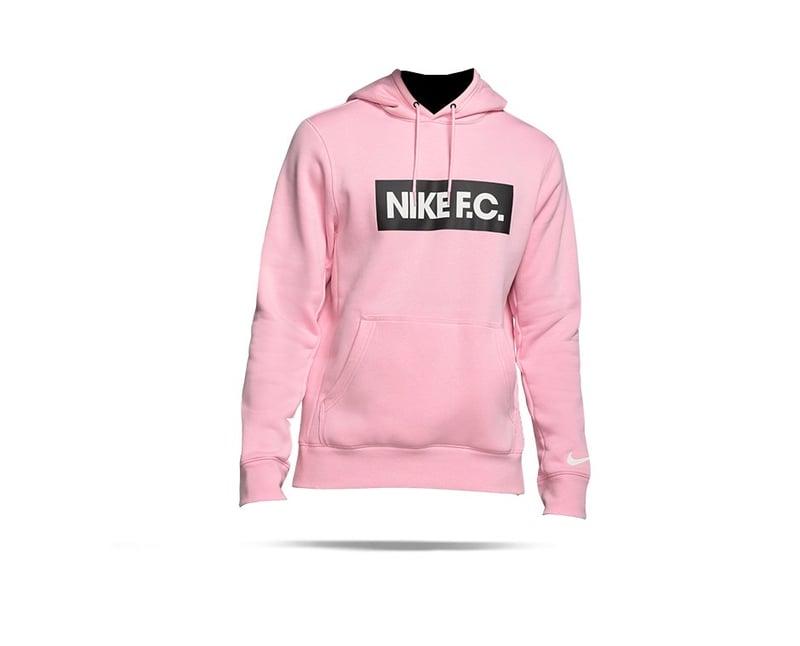 NIKE F.C. Fleece Hoodie (654) - Pink