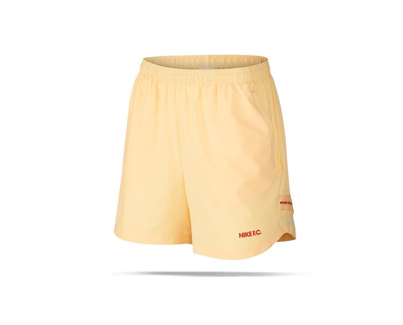 Nike F.C. One Germany Short Damen Orange (884) - gelb