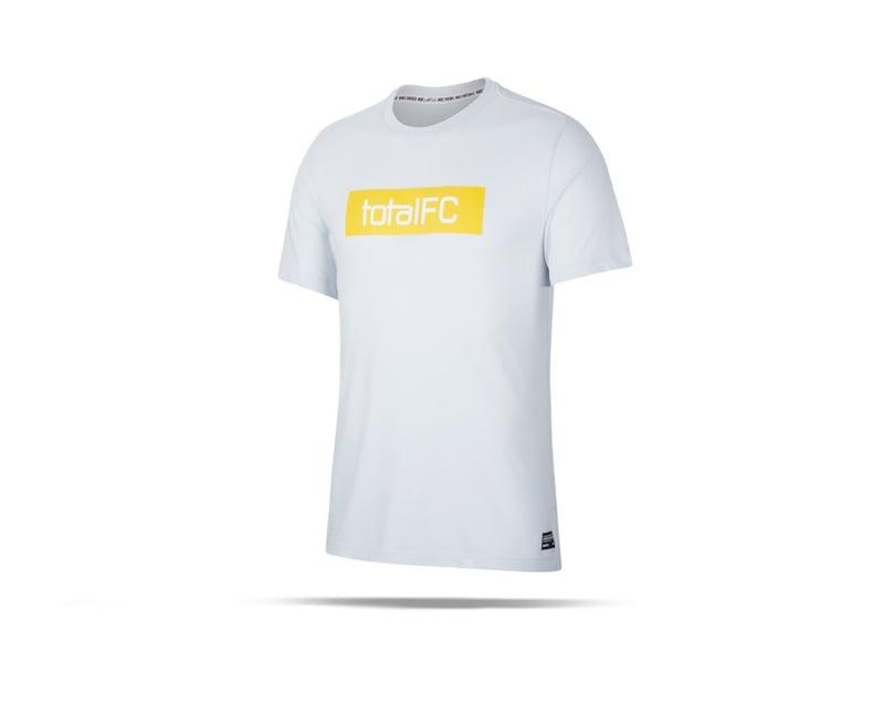NIKE F.C. T-Shirt (043) - weiss