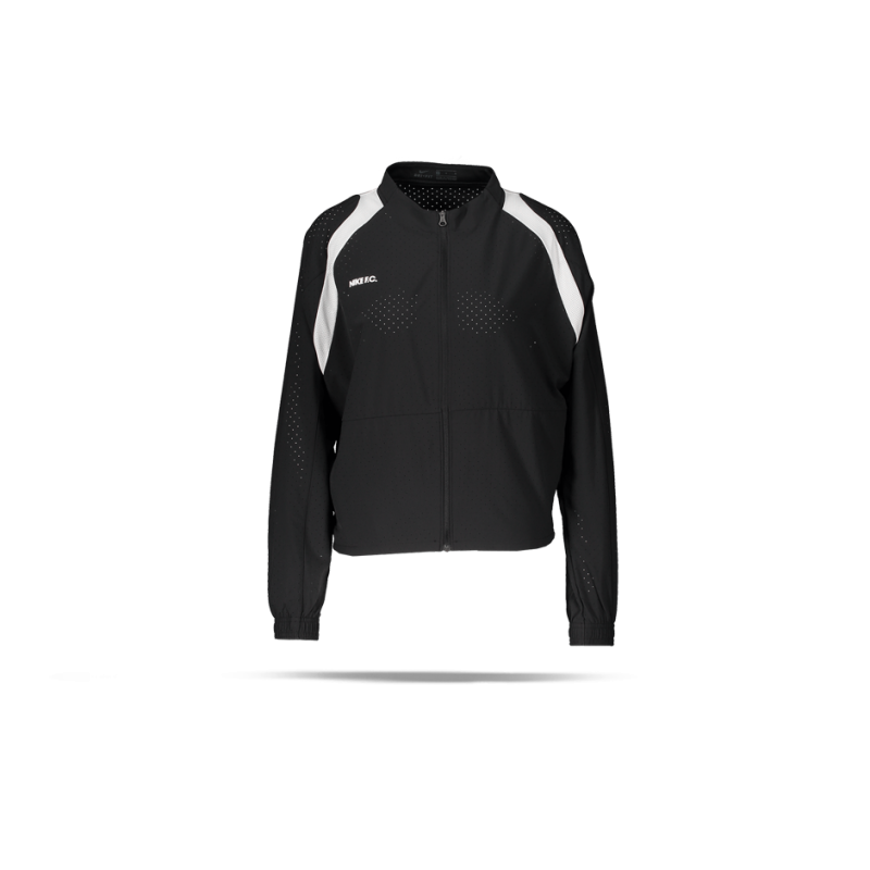 NIKE F.C. Trainingsjacke Damen (011) - Schwarz