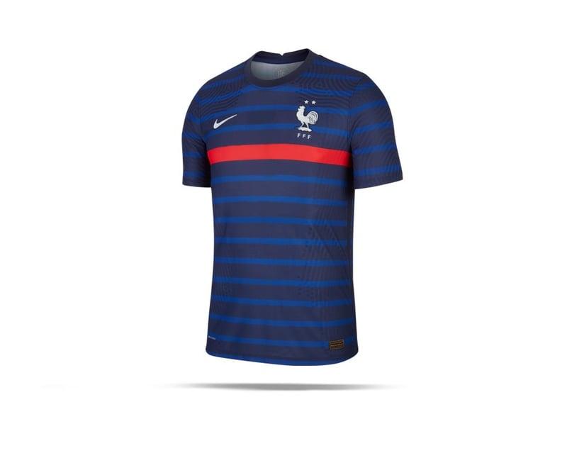 Em 2021 Frankreich Aufstellung