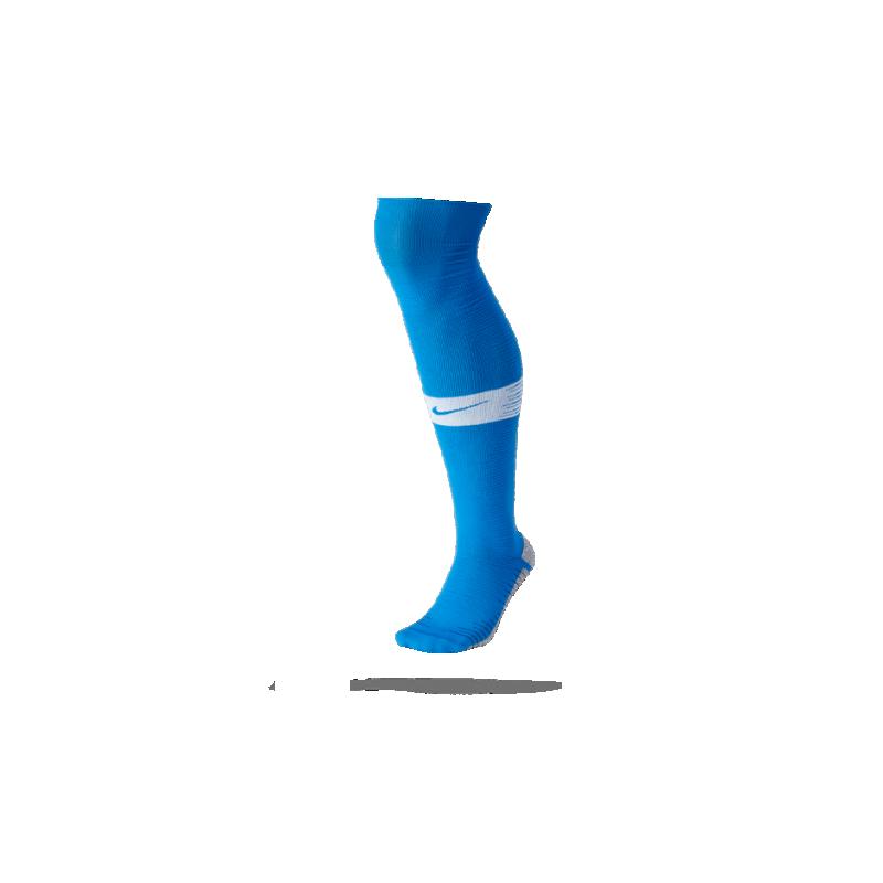 NIKE Grip Strike Light Stutzen (463) - Blau
