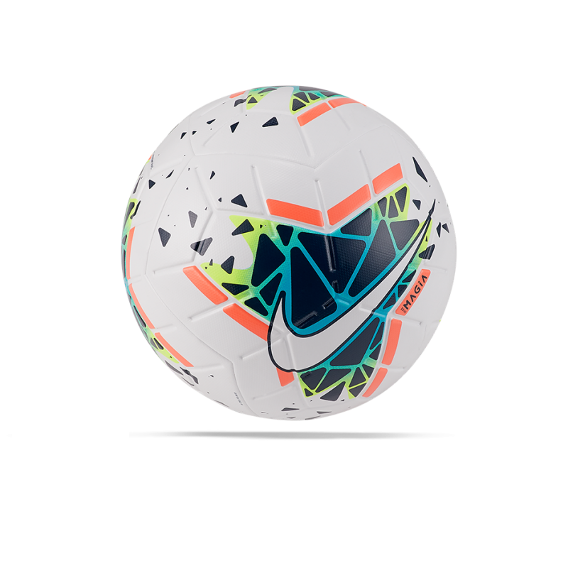 NIKE Magia Fussball Gr. 5 (100) - Weiß