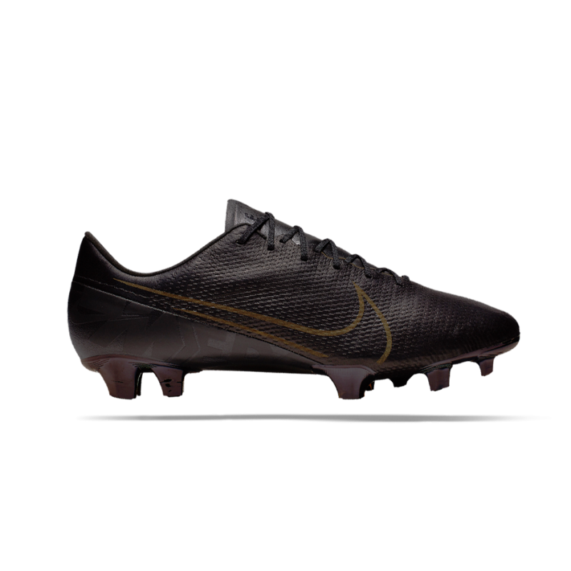 NIKE Mercurial Vapor 13 Elite Tech Craft Leder FG (001) - Schwarz