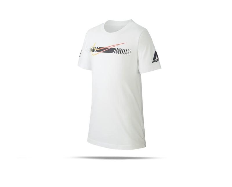 NIKE Neymar Jr. Mercurial T-Shirt Kinder (100) - weiss