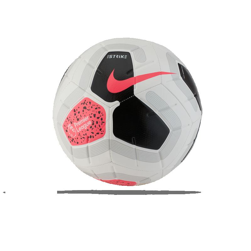 NIKE Premier League Strike Fussball Gr. 5 (101) - Weiß