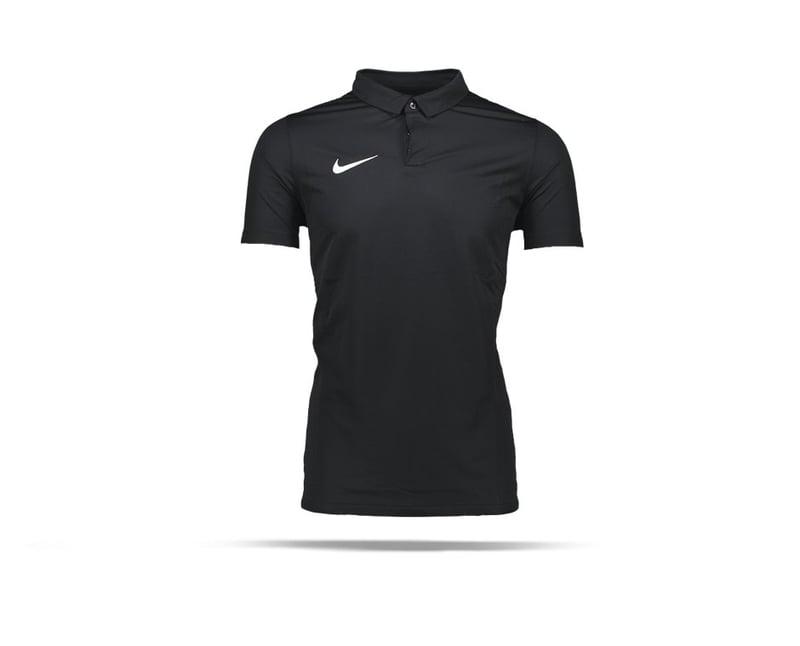 NIKE Squad 17 Poloshirt (010) - schwarz