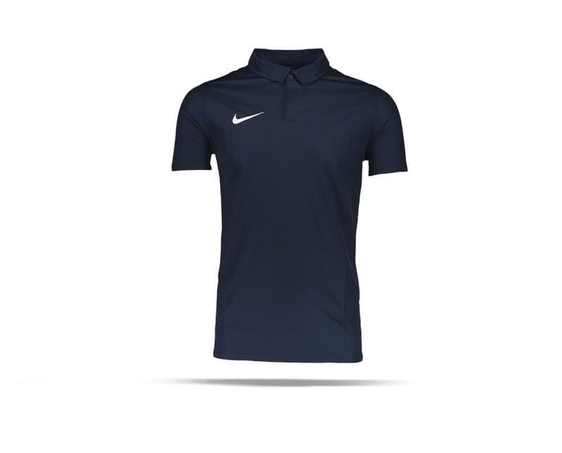 NIKE Squad 17 Poloshirt (451) - blau
