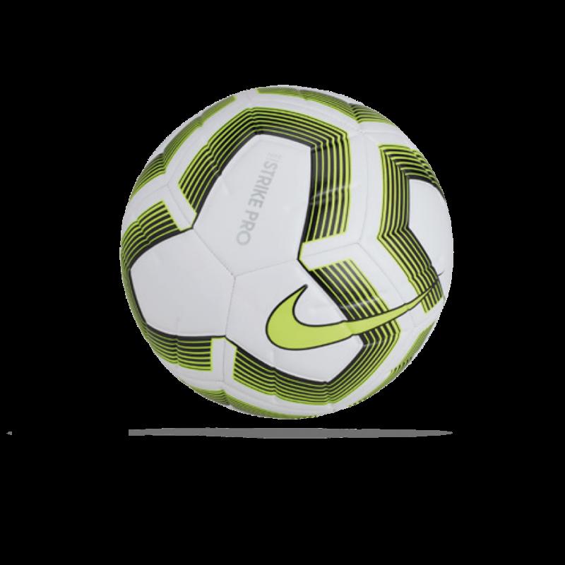 NIKE Strike Pro Team Fussball Gr. 4 (100) - Weiß