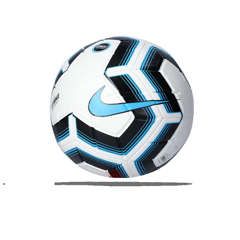 NIKE Strike Team Lightweight Fussball 290g (100) - Weiß