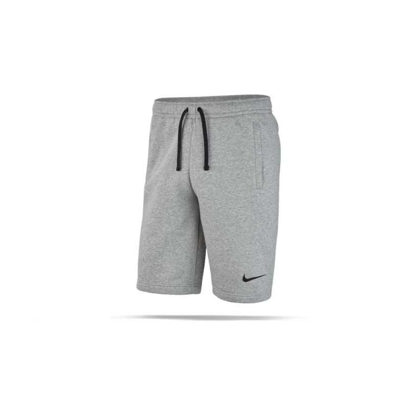 NIKE Team Club 19 Short Hose kurz (063) - Grau