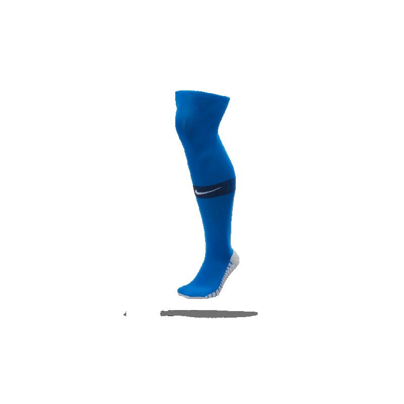 NIKE Team Matchfit OTC Sockenstutzen (464) - Blau