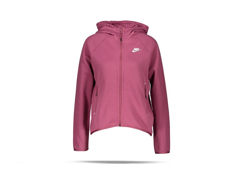 NIKE Tech Fleece Jacken Damen (528) - Lila